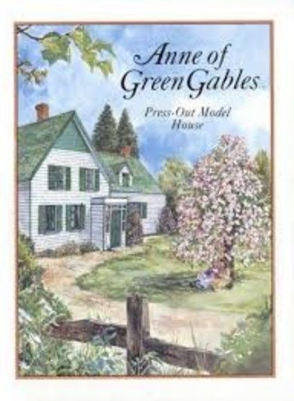 Anne of Green Gables : a press-out model house book based on the classic story