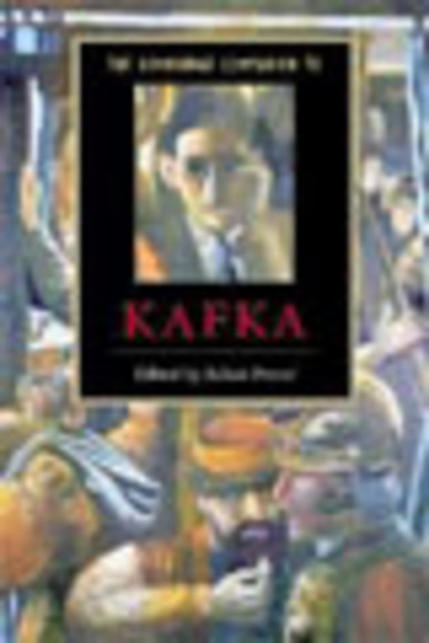 collection critical essay kafka