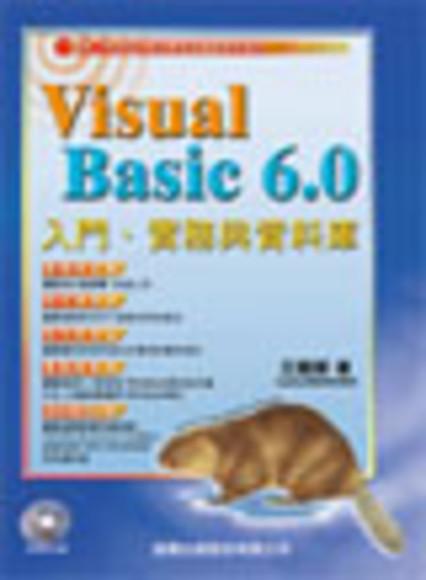 VisualBasic 6.0 入門實務與資料庫