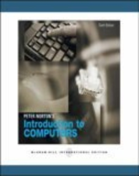 peter norton introduction to computers pdf
