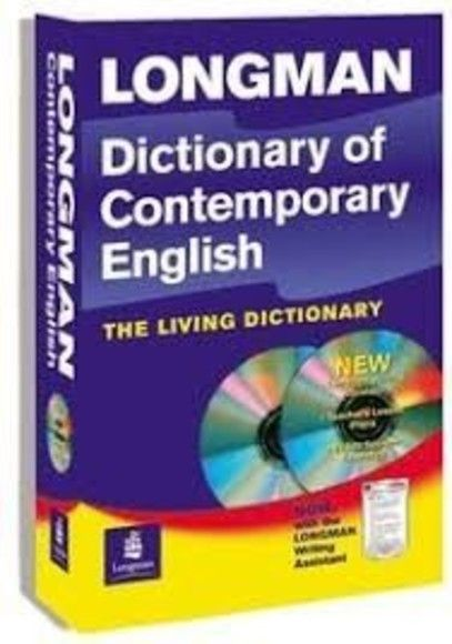 Longman Dictionary of Contemporary English Updated Edition 平裝版