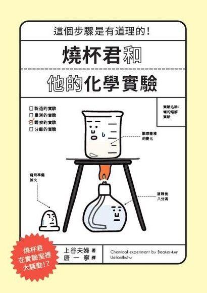 燒杯君和他的化學實驗