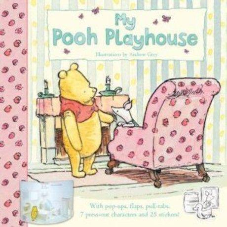 My Pooh Playhouse
