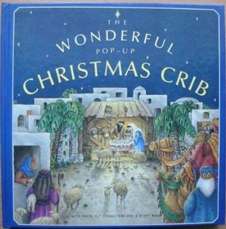 The Wonderful Pop-up Christmas Crib