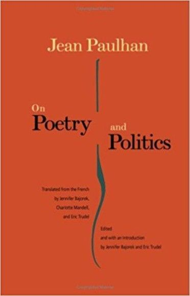 On Poetry and Politics