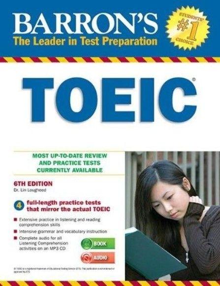 Barron's TOEIC: Test of English for International Communication