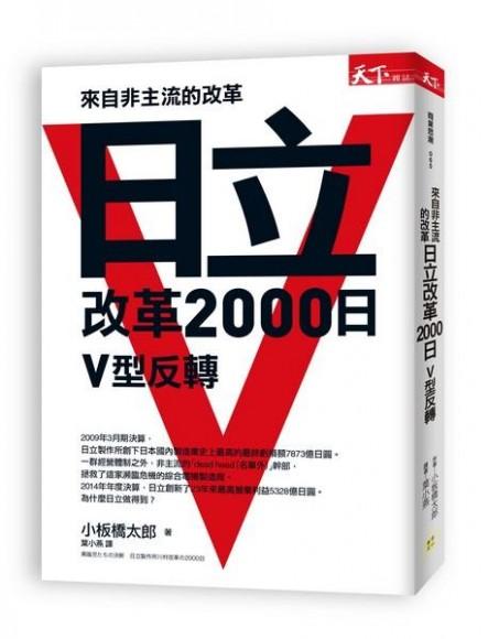 來自非主流的改革:日立改革2000日V型反轉