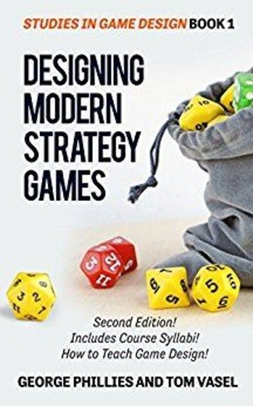 Designing Modern Strategy Games