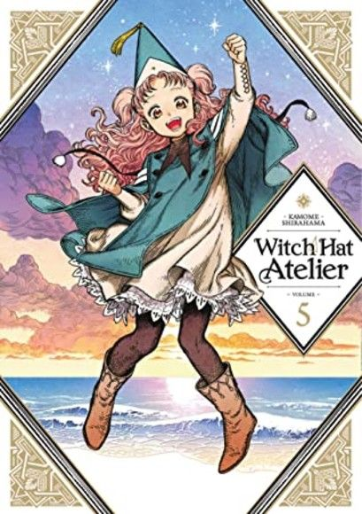 Witch Hat Atelier, Vol. 5