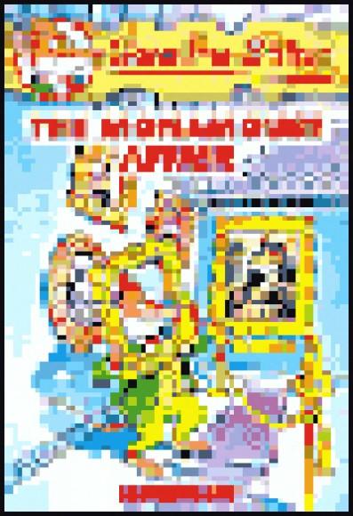 The Mona Mousa Code #15