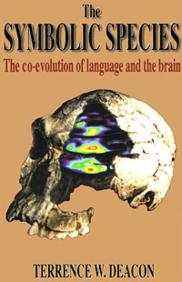"""language and human species """"if this is right, then human language has a precursor in nature, in evolution how can a partially evolved species be fit for survival."""
