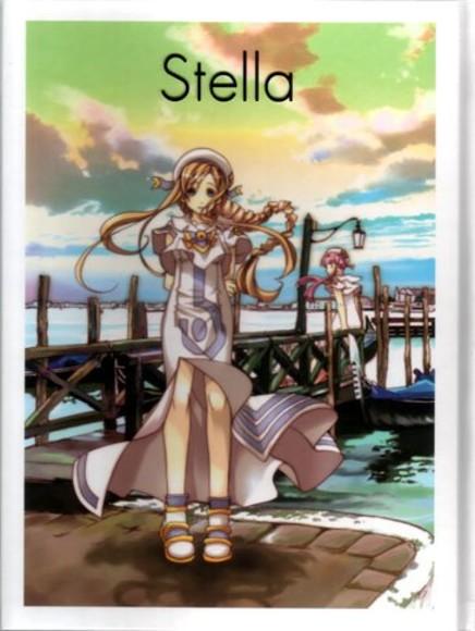 天野こずえ画集2 Stella