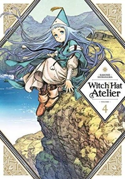 Witch Hat Atelier, Vol. 4