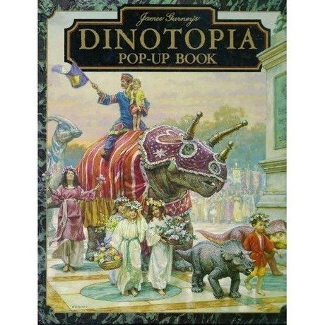 James Gurney's Dinotopia