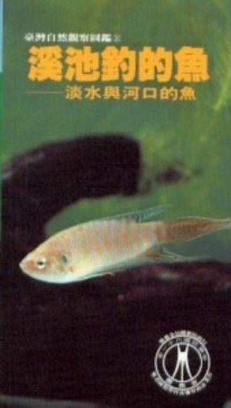 溪池釣的魚淡水與河口的魚