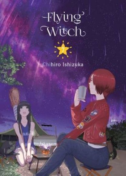 Flying Witch, Vol. 7