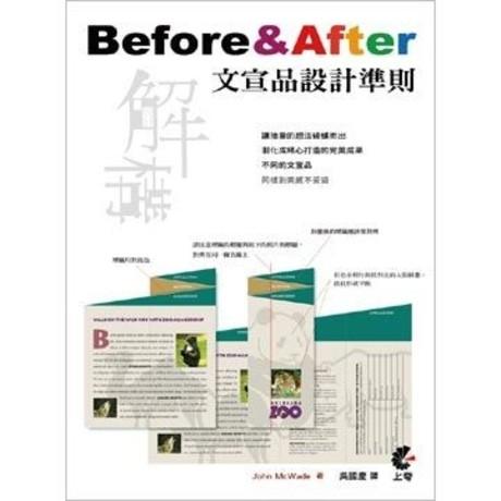 Before&After:解構文宣品設計準則