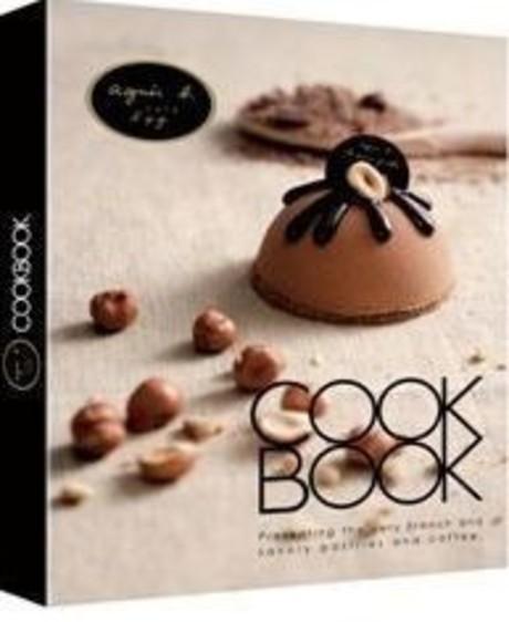 agnes b.COOKBOOK經典蛋糕食譜:隨書附贈典藏甜點叉 6件組