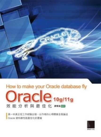 Oracle 10g/11g 效能分析與最佳化