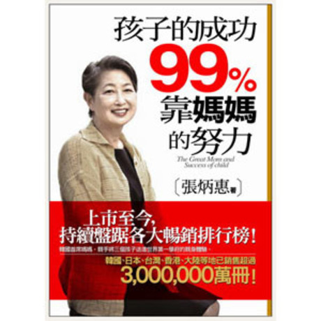 孩子的成功99%靠媽媽的努力