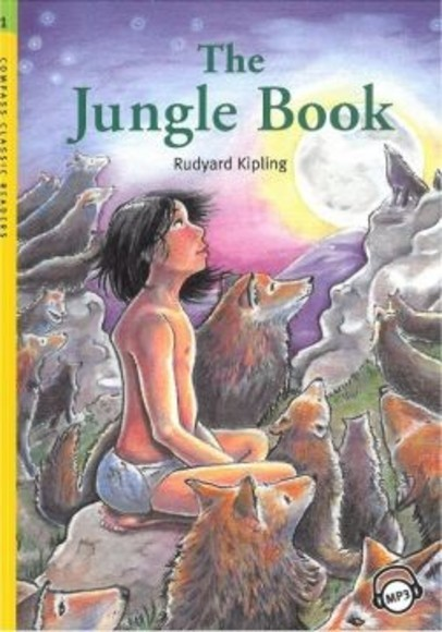 CCR1:The Jungle Book (with MP3)