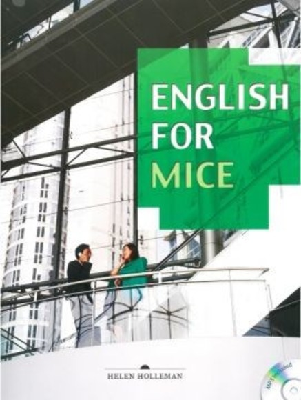 English for MICE(SB with MP3)