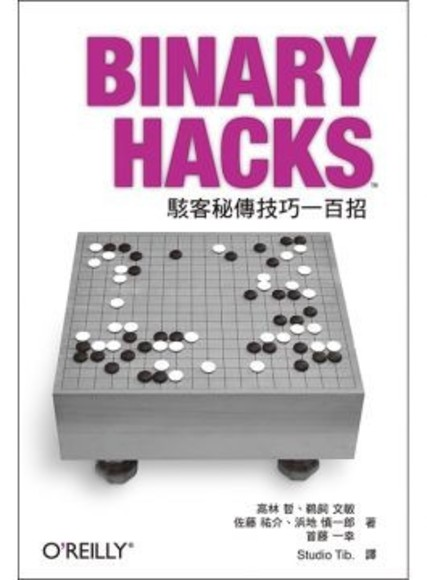 Binary Hacks:駭客秘傳技巧一百招