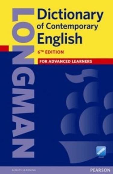 Longman Dictionary of Contemporary English(全新第六版)