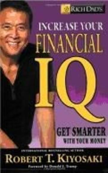 富爸爸財務IQ - 愈精明愈有錢