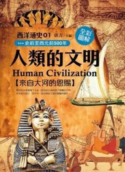 人類的文明:來自大河的恩賜
