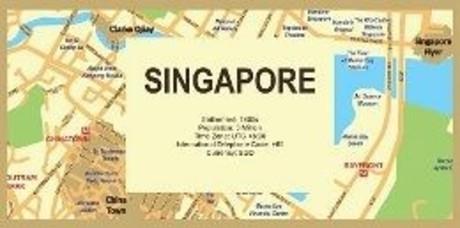 SINGAPORE(軟皮精裝)