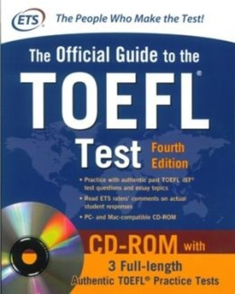 Official Guide to the TOEFL Test(4版)