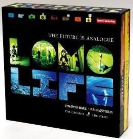 LOMO LIFE─The Future is Analogue(精裝)