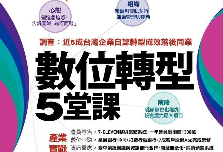 經理人月刊 06月號/2021 第199期