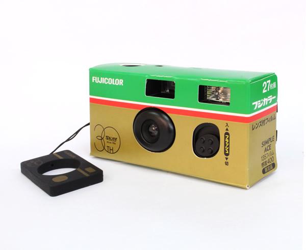 富士30週年紀念限量即可拍相機